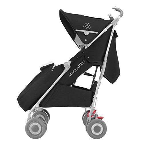 Maclaren Techno XLR Stroller, Black/Silver by Maclaren (Image #5)