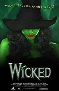 Amazon.com: Wicked Movie Poster 11x17 Master Print: Wicked
