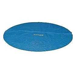 Intex Solar Cover For 12ft Diameter Easy Set & Frame Pools