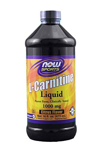 Foods L Carnitine Liquid Citrus Flavor