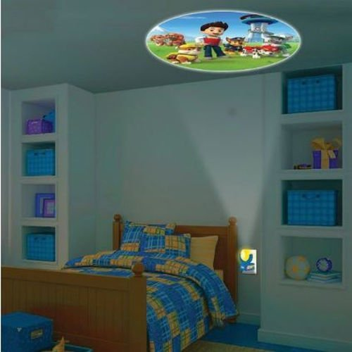 JAS30605 - NICKELODEON 30605 LED Projectables(R) Plug-in Night Light (Paw Patrol)