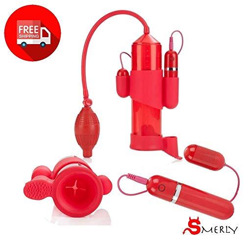 GaChe Shaker Shaft Pump Enlarger Male Enhancer Enlargement Bigger Comfort -
