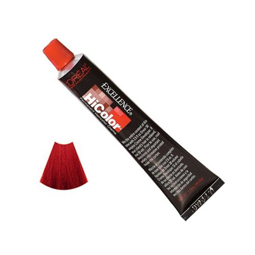 L'Oreal Excellence HiColor Red Hot 1.74 oz. Tube