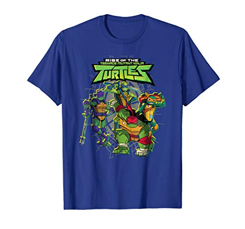 Rise of The Teenage Mutant Ninja Turtles Classic T-Shirt]()