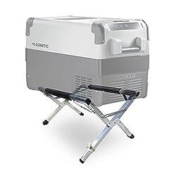 dometic coolfreeze cf-cbs, kühlbox-ständer – für outdoor camping-küche, bis 80 kg, variable höhen-einstellung