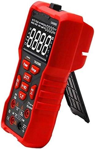 UA9988 Multimeter Digital Multi Tester Voltmeter Ammeter Ohmmeter AC DC Voltage Current Resistance Ease of Use