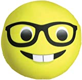 "iscream X-Pressive! Emoji Nerd Glasses 11"" x"