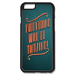 Alice7 Everything Amazing Case For Iphone 6,Artist Iphone 6 Case