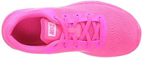 GS RN Pink Flex Silver Rosa Fille Nike black Course Metallic Chaussures de Blast 2016 qt1nxRUg