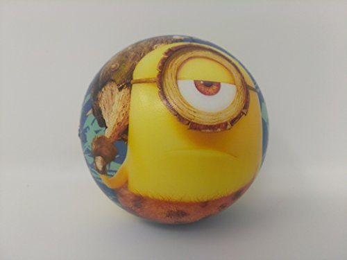 """Kids Hot SELLER Playtime Outdoor Fun Hedstrom 3"""" Ultimate Foam Ball Despicable Me Minion"""