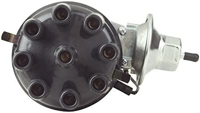 Rareelectrical NEW DISTRIBUTOR COMPATIBLE WITH FORD MUSTANG 1969-73 C9OF-12127-M C9OF-12127-Z D0OF12127M