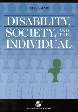 Disability, Society and the Individual: 1st (First) Edition pdf epub