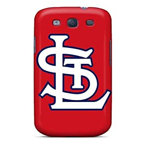 Hot New St. Louis Cardinals Case Cover For Galaxy S3 With Perfect Design