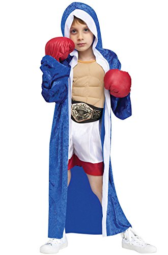 Little Boxer Costume (Champion Boxer Costume - Toddler Costume - Toddler (24 months to 2T))