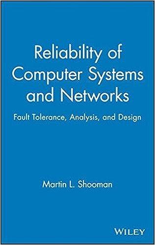 Fault Tolerant Computer System Design Ebook