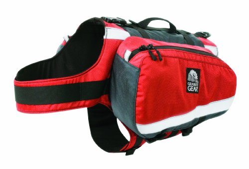 Granite Gear Long Howl Dog Pack, X-Small, Outdoor Stuffs