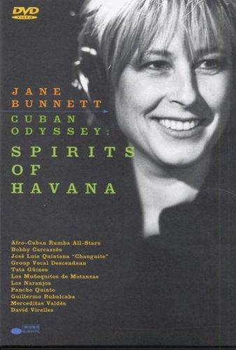 JANE BUNNETT - CUBAN ODYSSEY:SPIRITS OF Various Blues Pop Biography