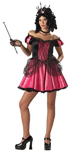 Fancy Queen of Hearts Princess Prom Queen Teen Costume (Little Red Riding Hood Halloween Costume Teenager)