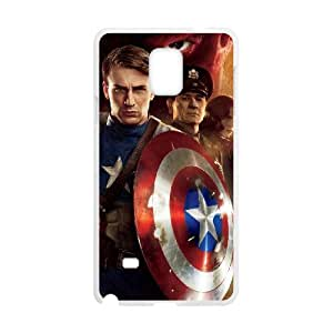 Samsung Galaxy Note 4 Cell phone case for Classic movies Captain America Theme pattern design GCMCAT1002030