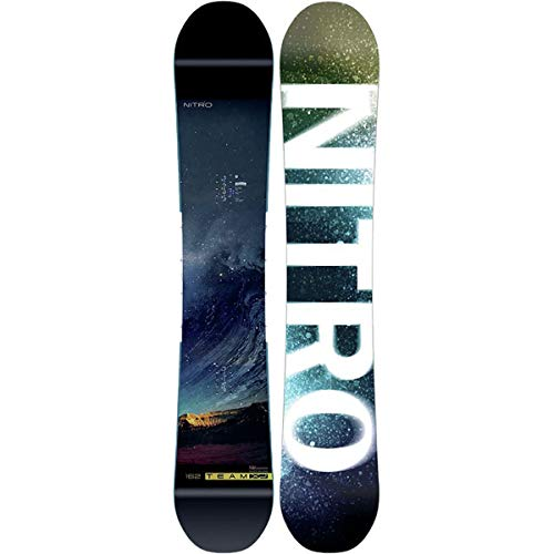 Nitro Team Exposure Gullwing Snowboard - Wide One Color, 159cm ()