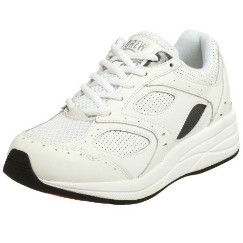 Drew Shoe Damen Flare Wanderschuhe Weiß