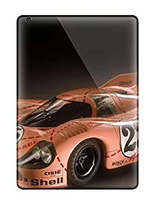 For Ipad Air Premium Tpu Case Cover Porsche 917 Greatest Racing Car In History Protective Case