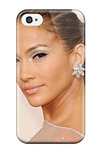 Forever Collectibles Jennifer Lopez High Resolution Hard Snap-on Iphone 4/4s Case