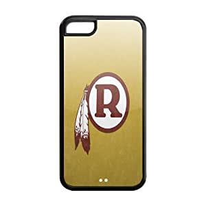Custom Washington Redskins NFL Series Back Cover Case for iphone 5C JN5C-1140