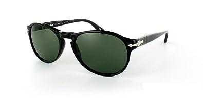 49ab207b6e Amazon.com  Persol PO 2931S Sunglasses 95 31 Black  Shoes