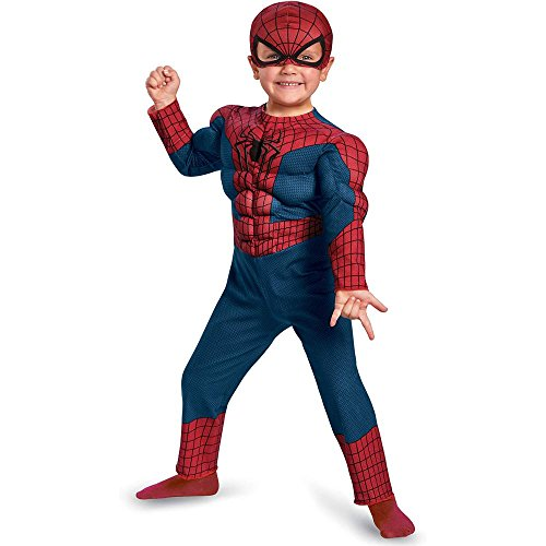 Disguise Amazing Spider Man Toddler Costume