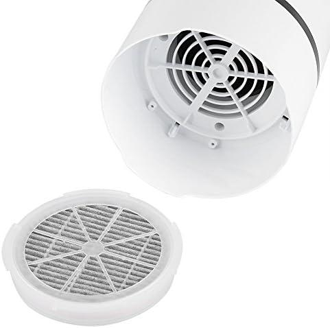 Purificador de Aire Portátil Mini Generador de Ozono Pequeño ...