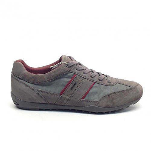 Geox U Wells C U52T5C col.C6605 mudgrey tg.42: Amazon.it