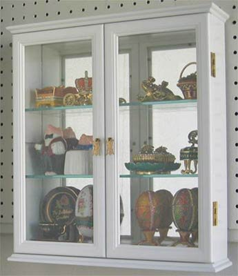Glass Door Curio - 3
