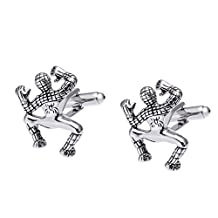 Salutto Men's Special Shape Cufflinks with Gift Box