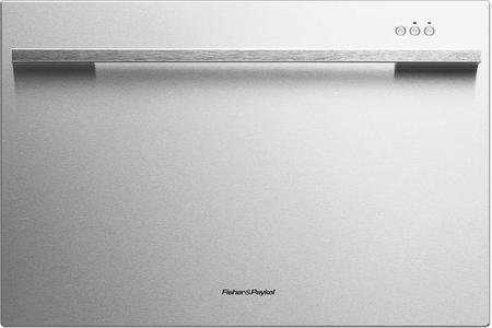 Fisher-Paykel-DD24SDFX7-24-Single-Drawer-Dishwasher-with-7-Place-Settings-9-Wash-Cycles-Quiet-45-dBA-Operation-Adjustable-Racks-and-Cutlery-Basket-in-Stainless
