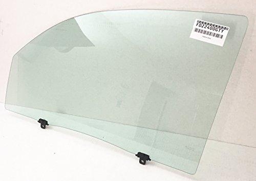 NAGD Fits 2005-2014 Toyota Tacoma Pickup 2 Door Standard Cab Driver Side Left Front Door Window Glass