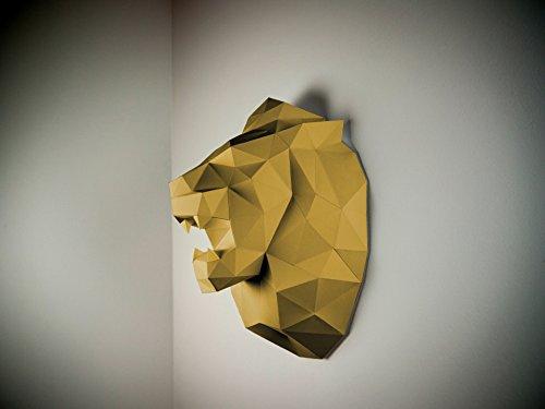 Lion Trophy Award 00000000000157