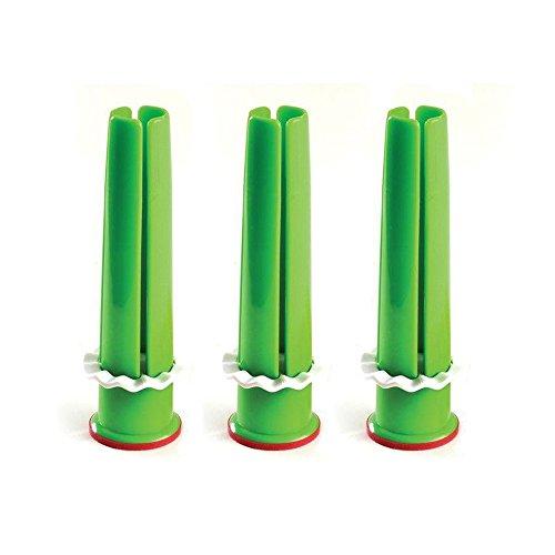 Tube Veggie Cutter, Set of 3 by KitcheNova (Image #5)