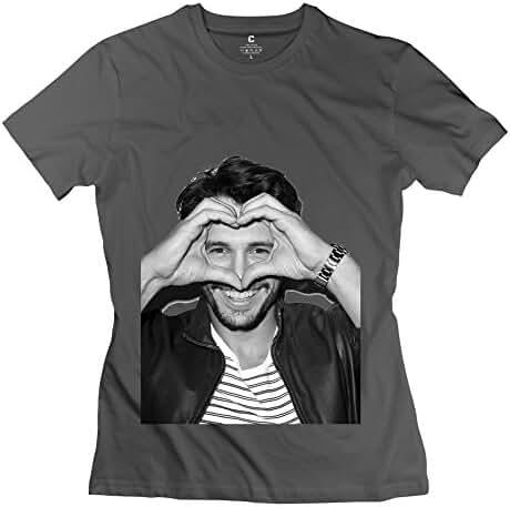 JeFF Women James Franco T-shirt