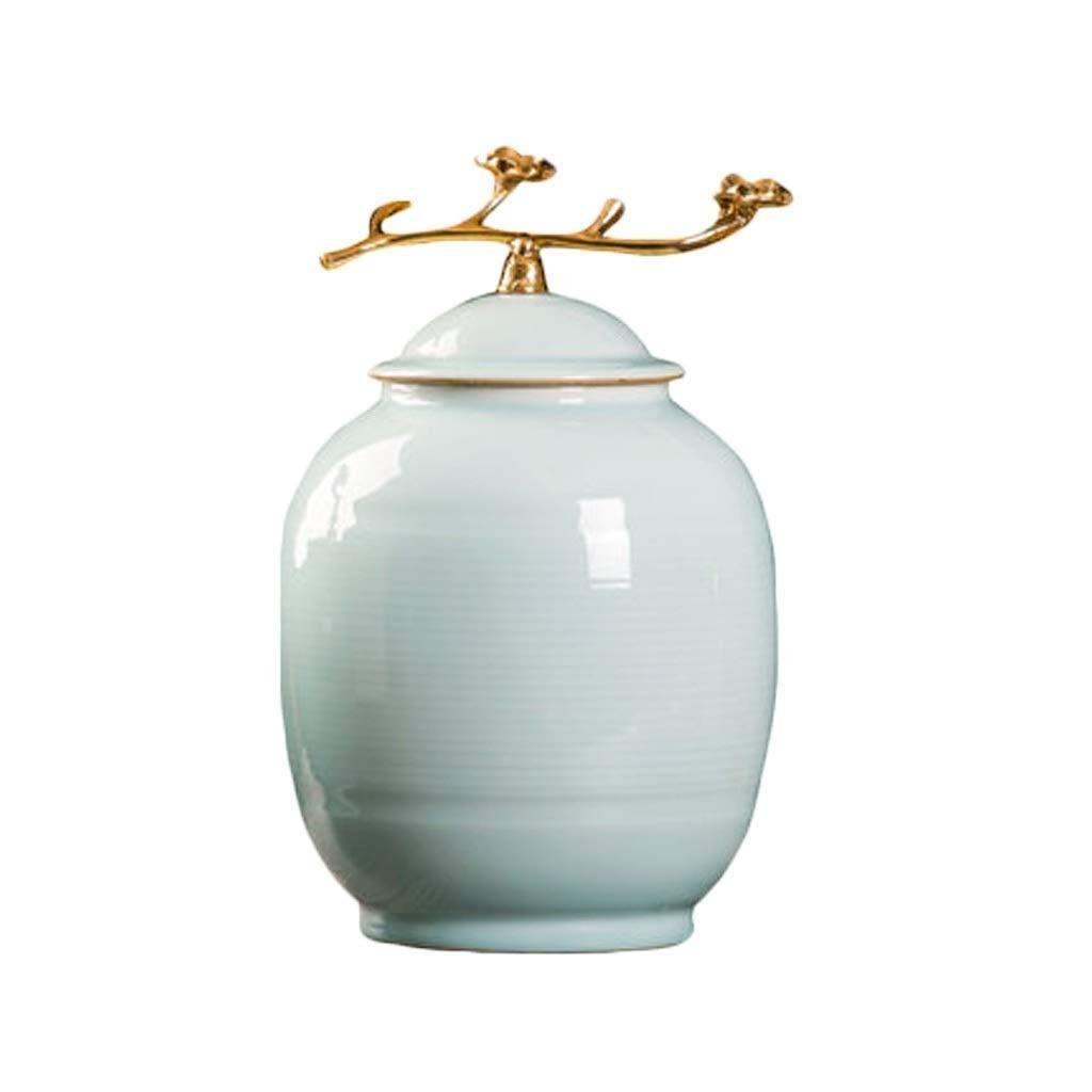 MAHONGQING 新しい中国の花瓶リビングルームテーブルワインキャビネット装飾ヨーロッパクリエイティブセラミックフラワーアレンジメント飾り B07T35WPLN