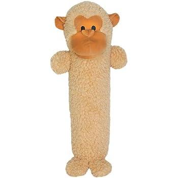 Pet Lou 00466 Colossal Dog Chew Toy, 20-Inch Monkey Stick