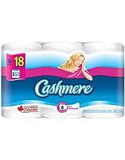 Cashmere Soft & Thick Toilet Paper, 6 Triple Rolls = 18 Single Rolls, 2178 count