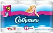 Cashmere Soft & Thick Toilet Paper, 6 Triple Rolls = 18 Single Rolls, 2178 c