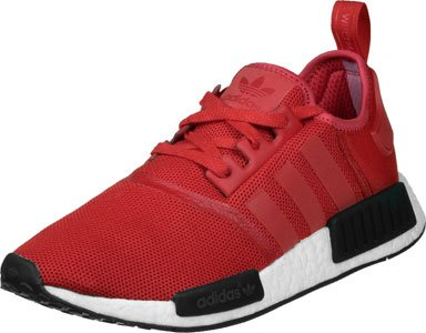 adidas Schuhe – Nmd_R1 rot/schwarz/weiß Größe: 36 2/3