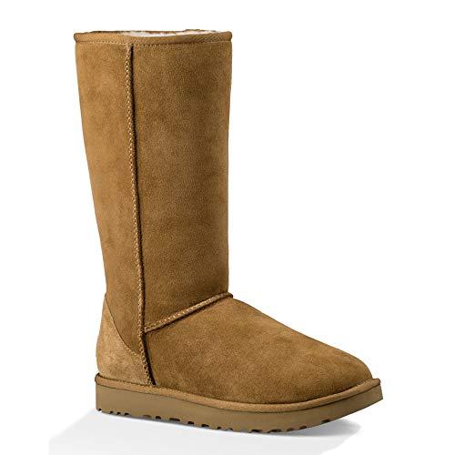UGG Women's Classic Tall, Chestnut 7 B - - Designed Boots Ugg