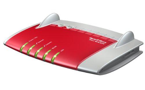 AVM FRITZ!Box 7360 Wlan Router (VDSL/ADSL, 300 Mbit/s, DECT-Basis, Media Server)
