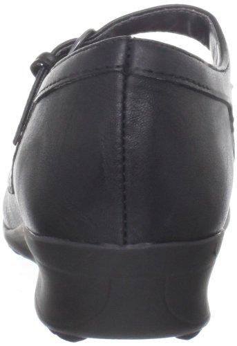 Réaction Kenneth Cole Juste Un Lil Esprit Wedge Robe Chaussure (petit Enfant / Grand Enfant) Noir