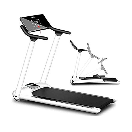 ZHENGTAO Treadmills for Home 2 in 1 Folding Treadmill with Dual Display, 5hp Under Desk Electric Pad Treadmill, Walking Jogging Machine for Home/Office Use