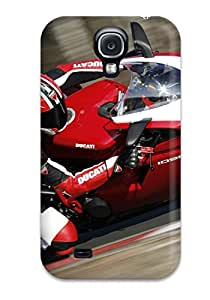 2015 New Ducati Tpu Skin Case Compatible With Galaxy S4 8916597K85459588