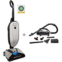 Soniclean VTplus Upright Vacuum Cleaner/Handheld Combo